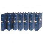 Leuchtturm Münzalbum 1999-2006, Euro-Jahrgang 1999 bis 2006, inkl. Schutzkassette