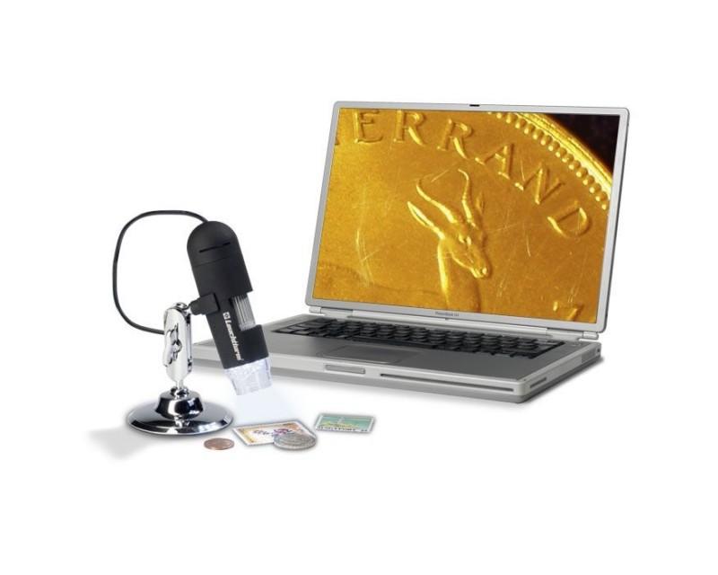 leuchtturm digital mikroskop kamera mit 2 0 megapixel 20. Black Bedroom Furniture Sets. Home Design Ideas