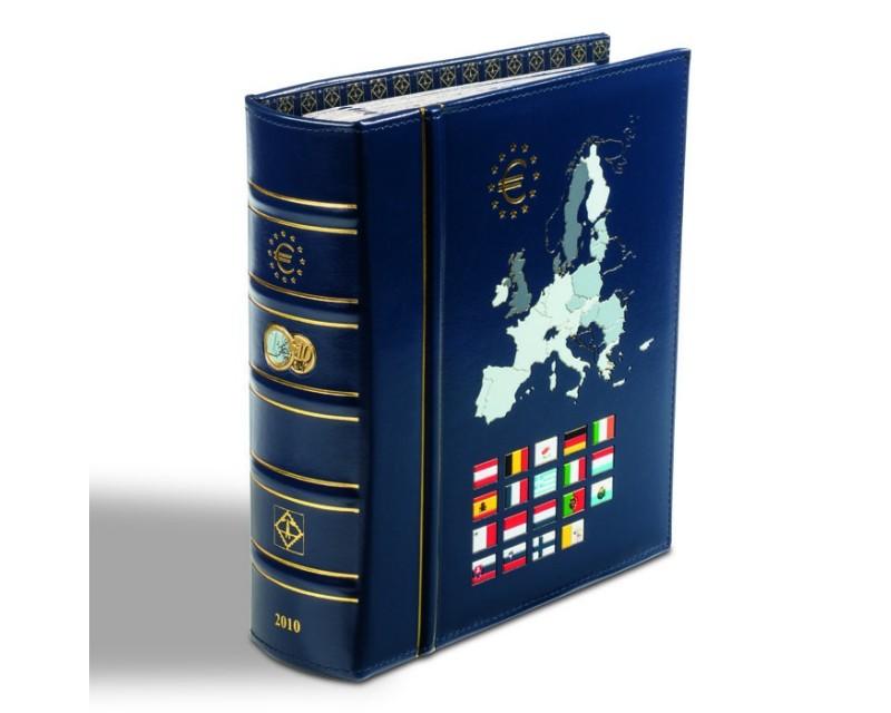 Leuchtturm Münzalbum 2006 VISTA, Euro-Jahrgang 2006, inkl. Schutzkassette