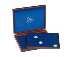 Leuchtturm VOLTERRA DUO de Luxe, für je 30 deutsche 10-Euro-Münzen in Original-Kapseln Münzkassette