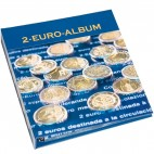 Leuchtturm Band 2 für 2-Euro-Gedenk-Münzen Münzalbum NUMIS