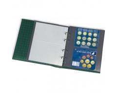 Leuchtturm Kunststoffhüllen OPTIMA XL, 2er Einteilung, glasklar