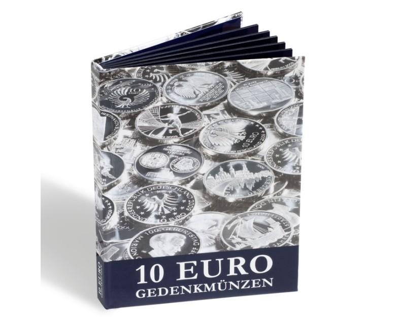 Leuchtturm VISTA Münzbuch für deutsche 10-Euro-Gedenkmünzen