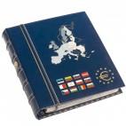 """Leuchtturm Band 2 """"Die neuen Länder""""  für Euros  inkl. Schutzkassette Münzalbum VISTA"""