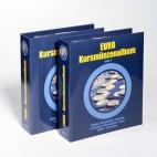 Leuchtturm Vordruck-Album für Euro-Kursmünzensätze OPTIMA, Band 2